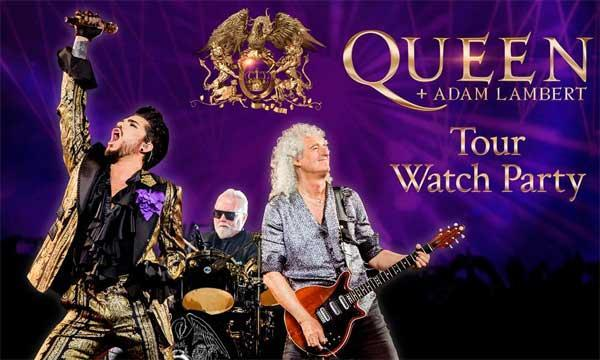 Queen konserter London